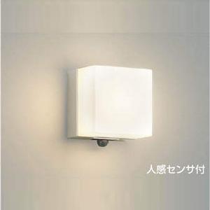 AU45876L コイズミ LEDポーチライト(ウォームシルバー)【要電気工事】 KOIZUMI