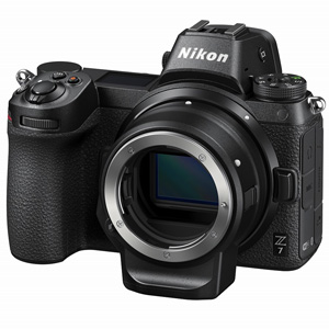 Z7/FTZ ニコン フルサイズミラーレス一眼カメラ「Z7」FTZマウントアダプターキット FXフォーマット Nikon