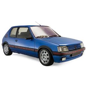1/18 プジョー 205 GTi 1.9 1992 マイアミブルー【184856】 ノレブ
