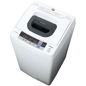 (標準設置料込)NW-50C-W 日立 5.0kg 全自動洗濯機 ピュアホワイト HITACHI