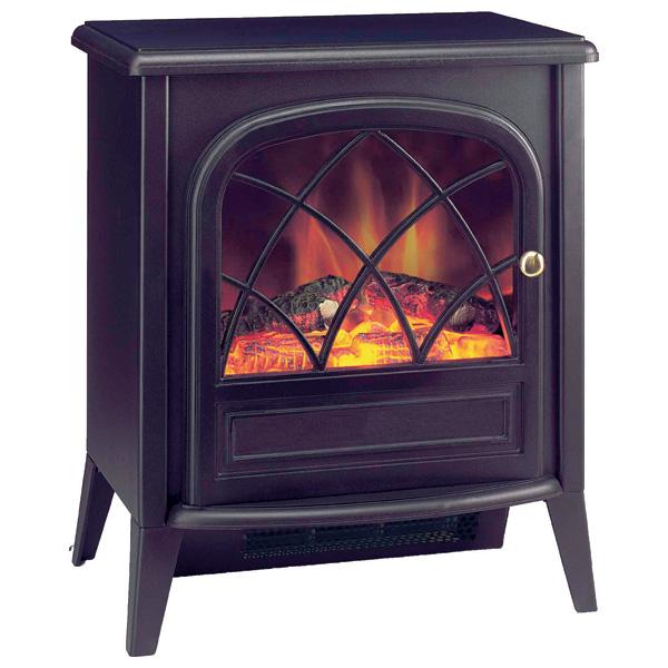 RIT12J ディンプレックス 暖炉型ヒーター(ブラック) 【暖房器具】Dimplex [RIT12J]