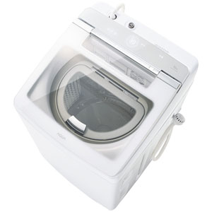 (標準設置料込)AQW-GTW100G-W アクア 10.0kg 洗濯乾燥機 ホワイト AQUA