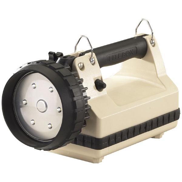 45820 ストリームライト LED投光ライト(ベージュ)615ルーメン STREAMLIGHT Eフラッドライトボックス非常灯付 [45820ストリムライト]
