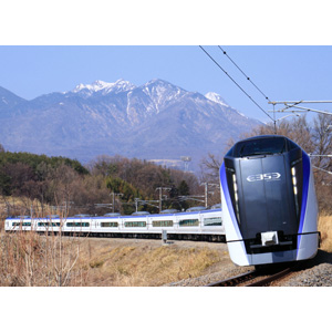 [鉄道模型]カトー (Nゲージ) 10-1522 E353系「あずさ・かいじ」 基本セット(4両)