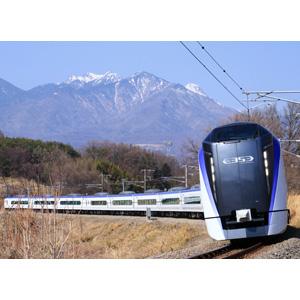 [鉄道模型]カトー 【再生産】(Nゲージ) 10-1523 E353系「あずさ・かいじ」 増結セット(5両)