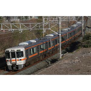 [鉄道模型]カトー (Nゲージ) 10-1379 313系5000番台 新快速 基本セット(3両)