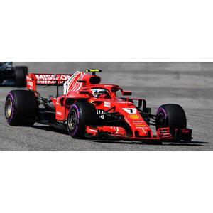 1/18 Ferrari SF71H No.7 Winner US GP 2018【LS18F1018】 LOOKSMART