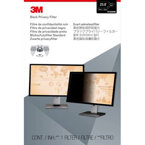 PF23.8W9-S スリーエム 23.8型ワイド用 セキュリティ/プライバシーフィルター 3M