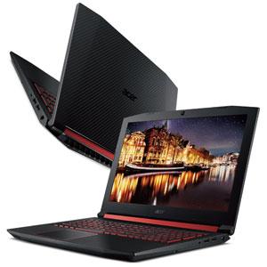 AN515-52-JF76A5 エイサー 15.6型ゲーミングノートパソコン Acer Nitro 5 (WPS Office standard 付属) [Core i7/メモリ 16GB/SSD 256GB+HDD 1TB/GeForce GTX 1050 Ti/リフレッシュレート 144Hz]