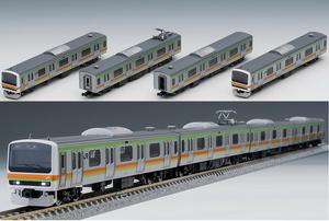 [鉄道模型]トミックス (Nゲージ) 98321 JR 209 3500系 通勤電車(川越・八高線) セット(4両)