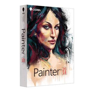 Corel Painter 2018 コーレル ※パッケージ版