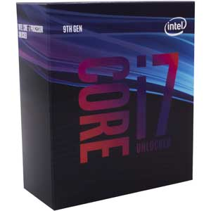 BX80684I79700K インテル Intel CPU Core i7 9700K(Coffee Lake) 第9世代 インテル CPU