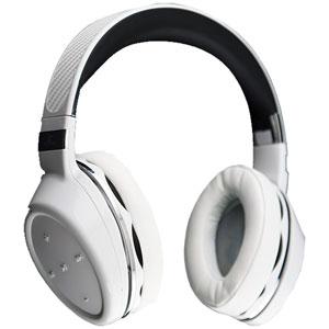 F01W FPS Bluetooth対応密閉型ヘッドホン(ホワイト) ヘッドスピーカー F01W