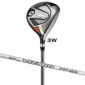 TW747-FW#3-FP7-X 本間ゴルフ ツアーワールド TW747 フェアウェイウッド【受注生産】 VIZARD FP-7シャフト #3W フレックス:X