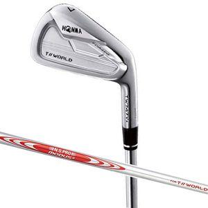 TW747-VX-6/I-MD3-R 本間ゴルフ ツアーワールド TW747-Vx アイアン 6本セット(#5~#10) N.S.PRO MODUS3 FOR T//WORLDシャフト #5~#10 フレックス:R