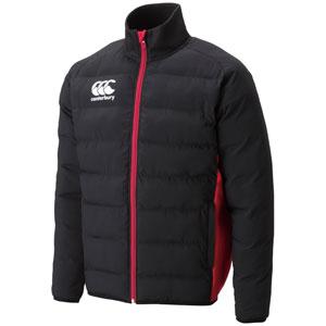CCC RG78513 19 XL カンタベリー メンズ ウインドジャケット(ブラック・サイズ:XL) CANTERBURY インサレーション ウィンド ジャケット (メンズ)
