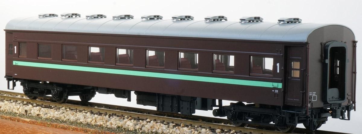 [鉄道模型]トラムウェイ (HO) TW35T-Oro40-2 オロ40・ぶどう2号