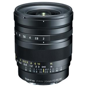 FIRIN20MMF2FEMF トキナー FiRIN 20mm F2 FE MF ※ソニーFEマウント用レンズ(フルサイズミラーレス対応)
