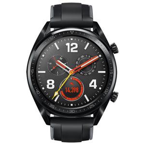 WATCHGT/GRAPHITEBL ファーウェイ スマートウォッチ(グラファイト ブラック) HUAWEI Watch GT(Graphite Black) [WATCHGTGRAPHITEBL]【返品種別A】