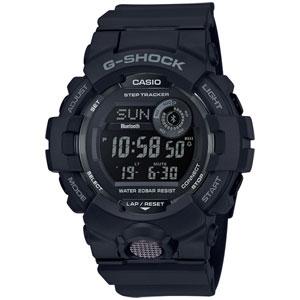 GBD-800-1BJF カシオ 【国内正規品】G-SHOCK(ジーショック) G-SQUAD Bluetooth Gショック デジタル時計 メンズタイプ [GBD8001BJF]【返品種別A】