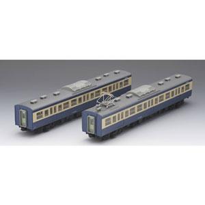 [鉄道模型]トミックス (HO) HO-9042 国鉄 113 1500系近郊電車(横須賀色)増結セット(T) 2両
