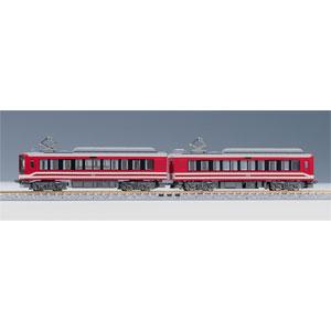 [鉄道模型]トミックス (Nゲージ) 98061 箱根登山鉄道 2000形サン・モリッツ号(復刻塗装)セット