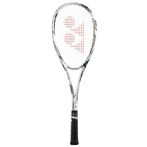 YO-FLR9V-719-UL1 ヨネックス ソフトテニス ラケット(プラウドホワイト・サイズ:UL1・ガット未張り上げ)エフレーザー9V YONEX F-LASER 9V