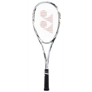 YO-FLR9V-719-SL2 ヨネックス ソフトテニス ラケット(プラウドホワイト・サイズ:SL2・ガット未張り上げ)エフレーザー9V YONEX F-LASER 9V