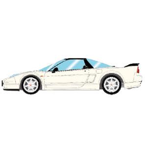 1/43 Honda NSX-R (NA2) 2002 チャンピオンシップホワイト【EM389A】 メイクアップ