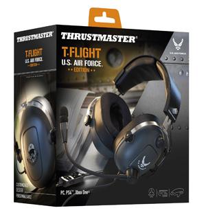 【PS4】T-Flight U.S. Air Force Edition Gaming HEADSET MSY [4060104 T-Flight HEADSET]