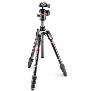 MKBFRTC4-BH マンフロット befreeアドバンス カーボンT三脚キット Manfrotto Befree Advanced