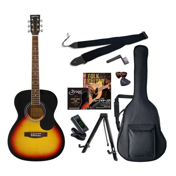 FG-10/VS エントリ-セツト セピアクルー アコースティックギター(ヴィンテージサンバースト)エントリーセット Sepia Crue