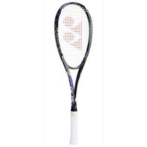YO-NXG80S-240-UL0 ヨネックス ソフトテニスラケット(ダークパープル・サイズ:UL0・ガット未張り上げ)ネクシーガ80S YONEX NEXIGA 80S