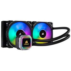 CW-9060039-WW コルセア CPUクーラー H100i RGB PLATINUM Hydro RGB PLATINUMシリーズ