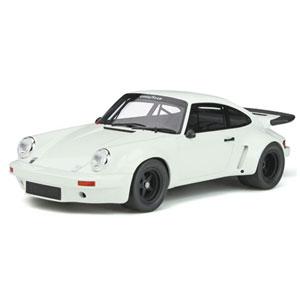 1/18 ポルシェ 911 3.0 RSR(ホワイト) 世界限定 999個【GTS207】 GTスピリット