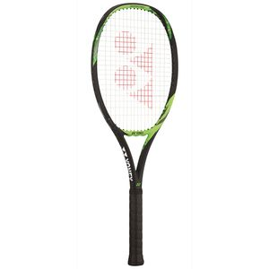 YO-17EZ100-008-LG1 ヨネックス テニス ラケット(ライムグリーン・サイズ:LG1・ガット未張り上げ)Eゾーン100 YONEX EZONE 100
