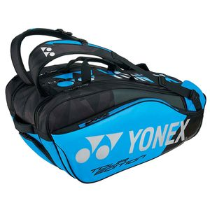YO-BAG1802N-506 ヨネックス ラケットバッグ9(リュック付)(インフィニットブルー・テニス9本用) YONEX PRO series