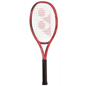 YO-18VC100-596-LG1 ヨネックス テニス ラケット(フレイムレッド・サイズ:LG1・ガット未張り上げ)Vコア 100 YONEX VCORE 100