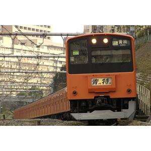 [鉄道模型]カトー (Nゲージ) 10-1551 201系中央線色(T編成)6両基本セット