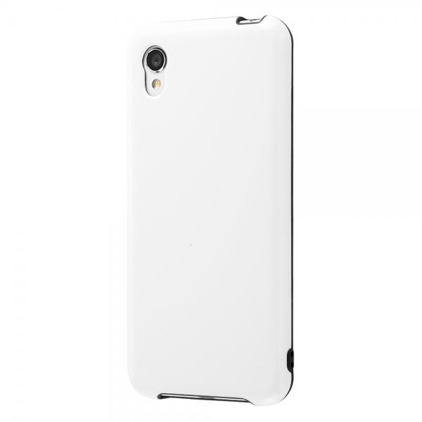 RT-AQSE2CP6 W 安心の定価販売 レイアウト AQUOS sense2 SH-01L SHV43 SH-M08 TPUソフトケース One Android S5用 卸売り 耐衝撃Light ホワイト