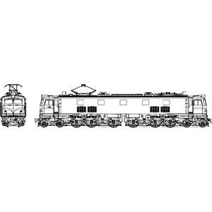 お歳暮 [鉄道模型]トラムウェイ (HO) (HO) TW-EF58-04 TW-EF58-04 国鉄EF58小窓未塗装キット, ヒガシカガワシ:c7c538b9 --- canoncity.azurewebsites.net