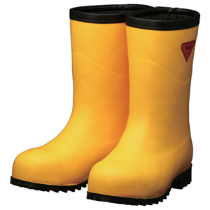 AC101-23.0 シバタ工業 シバタ工業 AC101-23.0 防寒安全長靴 セーフティベアー白熊(イエロー)フード無し 23.0cm 23.0cm, HAPPY ONE:9d4abf6d --- officewill.xsrv.jp