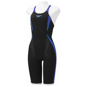 GW-SD47H05-BL-S スピード 女性用競泳水着(Fina承認)(ブルー・S) Speedo Fastskin XT Pro Hybrid2 ウイメンズニースキン