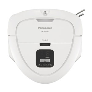 MC-RSC10-W パナソニック ロボット掃除機 (ホワイト) 【掃除機】Panasonic RULO MINI(ルーロ ミニ)【送料無料】