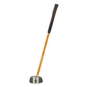 3283A014-001-R840 アシックス グラウンドゴルフ 一般用クラブ(一般右打者専用)(ブラック×ナチュラル・サイズ:F 長さ84cm) asics GG ストロングショット ハイパー