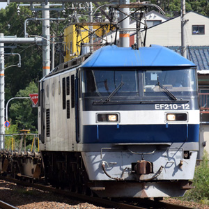 [鉄道模型]トミックス (HO) HO-2004 JR EF210 0形電気機関車