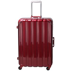 GRE1043-66 MWN シフレ スーツケース ハードフレーム 93L(メタリックワイン) GREEN WORKS(グリーンワークス)