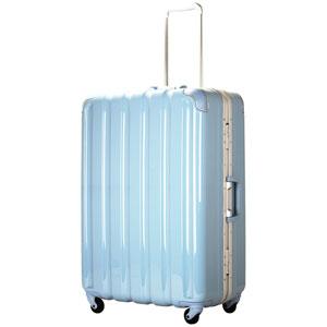 GRE1043-66 IBL シフレ スーツケース ハードフレーム 93L(アイスブルー) GREEN WORKS(グリーンワークス)