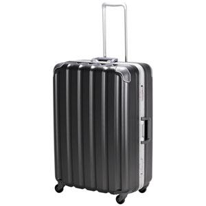 GRE1043-66 GY シフレ 【メーカー直送のみ】スーツケース ハードフレーム 93L(シボグレー) GREEN WORKS(グリーンワークス)
