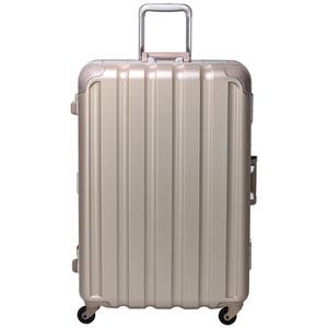 GRE1043-66 GD シフレ スーツケース ハードフレーム 93L(シボゴールド) GREEN WORKS(グリーンワークス)